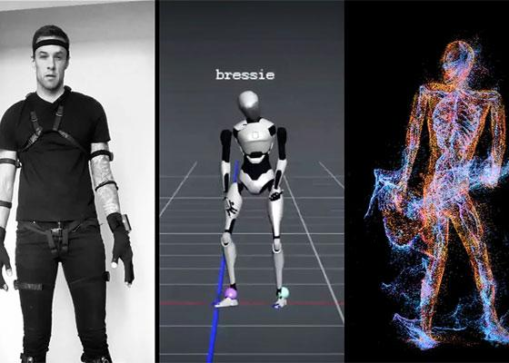 Irish band makes new music video remotely using Perception Neuron Studio motion capture system.